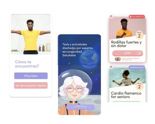 Rosita: la app que quiere que la esperanza de vida se alargue