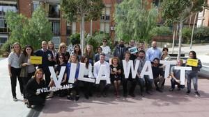 Viladecans celebra el primer any del seu projecte perfomentar l'estalvi energètic.