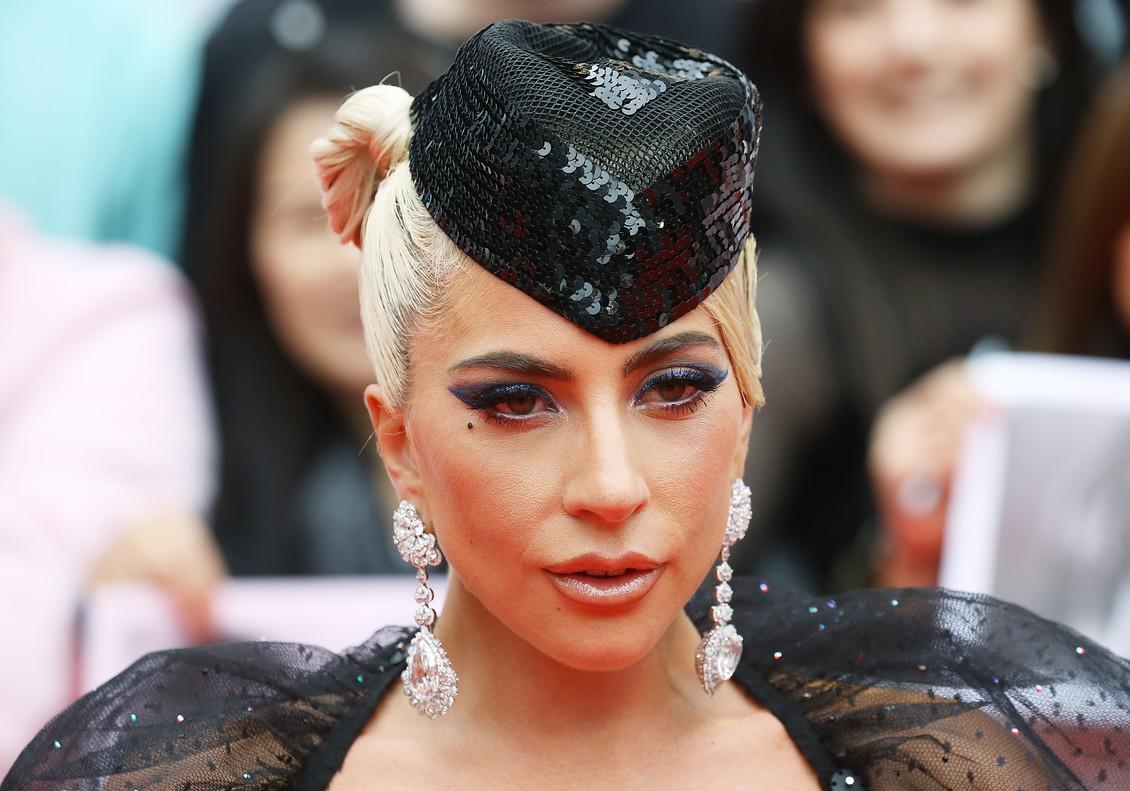 Stefani Joanne Angelina Germanotta, Lady Gaga, a su llegada a la premiere de A Star is Born, en el Festival Internacional de Cine de Toronto.