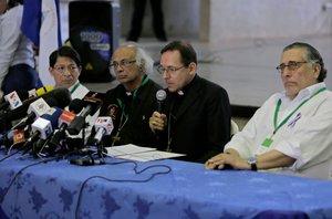 Durante la instalación de la mesa de negociaciones, la Alianza Cívica reafirmó que exigirán la liberación de todos los detenidos por protestar contra el Gobierno.