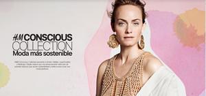 Amber Valleta és la protagonista de la nova campanya per a aquesta primavera de H&M, basada en la moda sostenible.