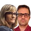 Anna Piñol y David Miralles