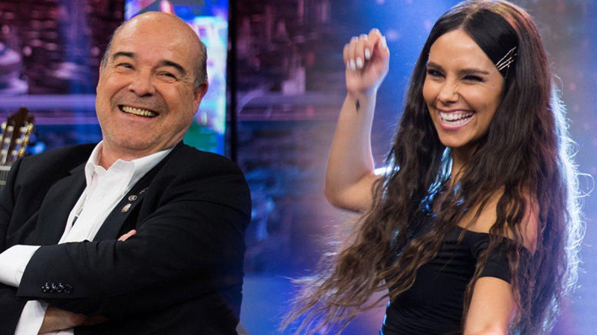 Cristina Pedroche y Antonio Resines, nuevos fichajes de 'El hormiguero'