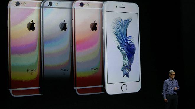 Vídeo de presentación del nuevo iPhone 6S de Apple.
