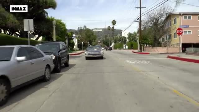 Vídeo promocional de la nueva temporada de Frank Cuesta en el canal DMax. En esta ocasión, recorre California.