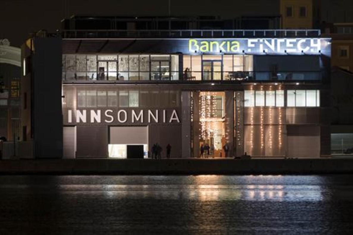 Bankia e Innsomnia impulsan en Valencia su programa 'fintech'.