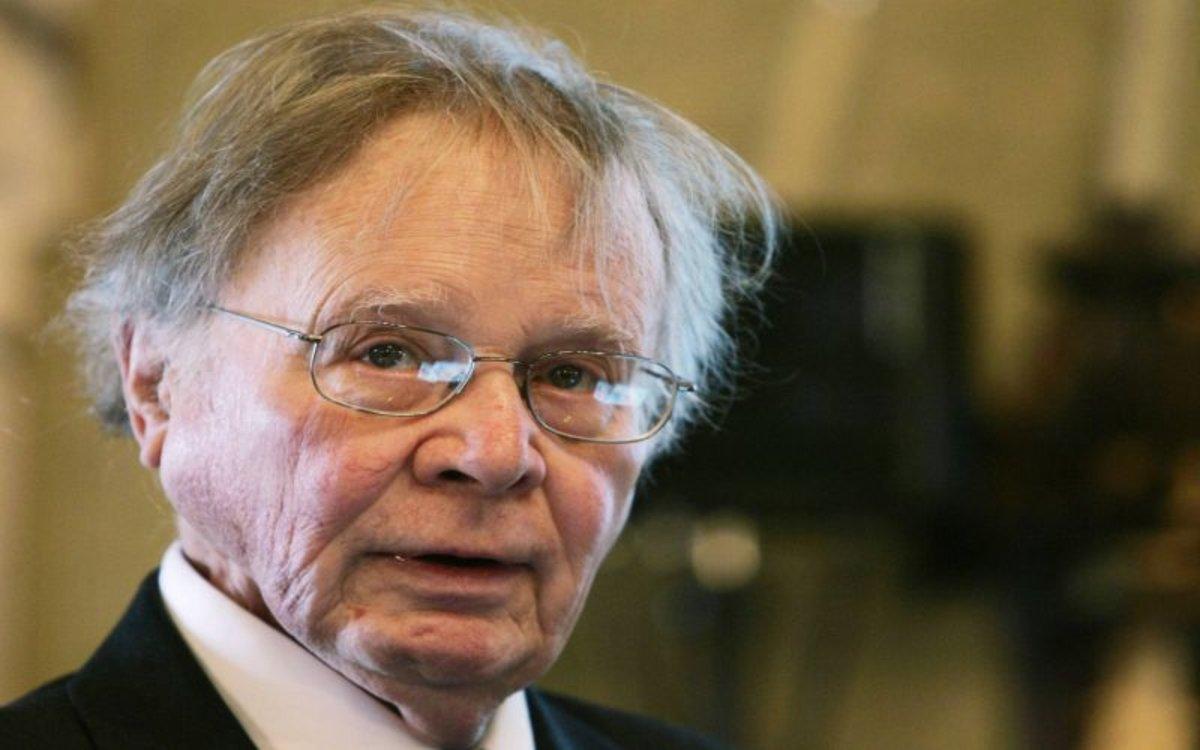 Wallace S. Broecker, científico que estudio los efectos delcalentamiento global.