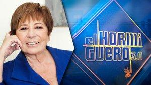 Celia Villalobos, invitada de esta semana de 'El hormiguero'.
