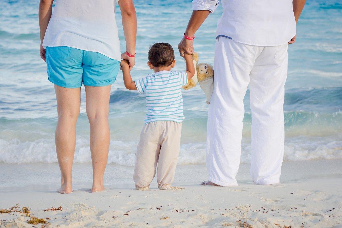 Com trobar un nen perdut a la platja: claus per evitar un ensurt a l'estiu