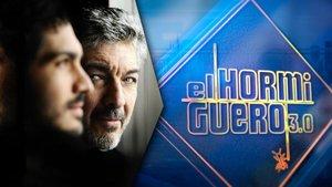 Chino y Ricardo Darín, los nuevos invitados de 'El Hormiguero'.