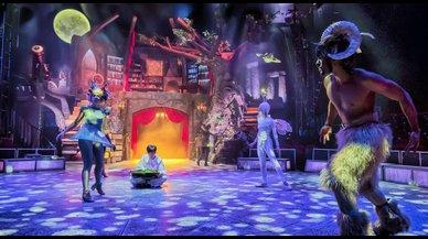El 'Circo mágico' llena de humor, magia y números tradicionales el teatro Apolo