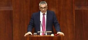 El consejero dePolíticas Sociales y Familiadel (PP) en la Asamblea de Madrid, Carlos Izquierdo.