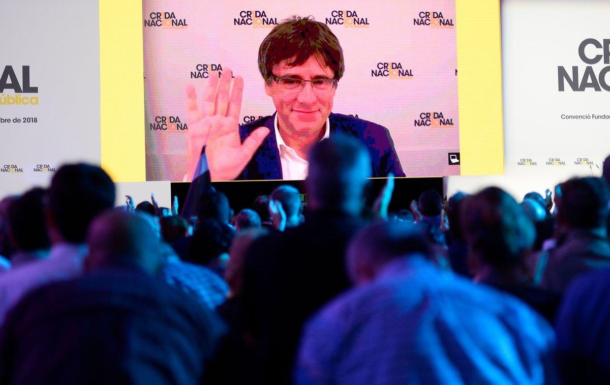 El jutge De Egea arxiva la causa contra els acompanyants de Puigdemont