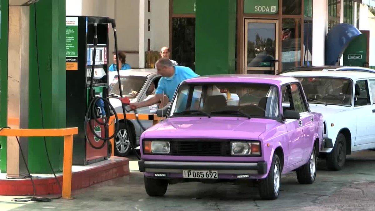 Cuba se paraliza sin petróleo y sin gasolina en una crisis energética