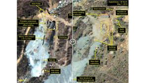 Corea del Nord comença a desmantellar el seu centre nuclear
