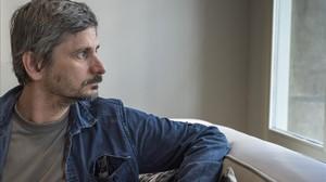 El director rumano Adrian Sitaru, fotografiado este jueves en Barcelona.