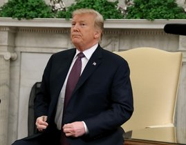 Las palabras de Trump se produjeron horas después de que Pekín anunciase que desde el 1 de junio impondrá aranceles del 25 % a bienes importados de EE.UU.