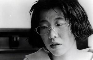 La escritora japonesa Banana Yoshimoto, en una imagen de archivo.