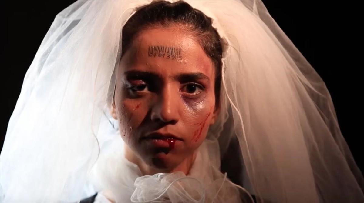 Fotograma del documental Sonita,que inaugura el festival DocsBarcelona.