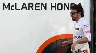 McLaren se harta de Honda