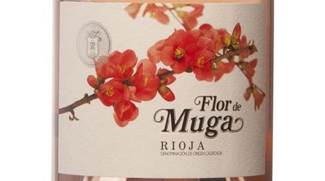 Flor de Muga Rosé 2016.