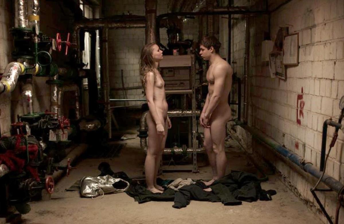 Fotograma de la película 'The tribe', deMiroslavSlaboshpitsky.