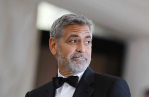 George Clooney, a su llegada a la Gala MET, en Nueva York, el pasado mes de mayo.