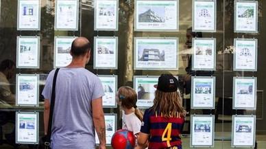El Banco de España pone el foco en el valor de los pisos hipotecados