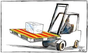 Catalunya y la reconstrucción