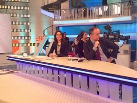 Inés Arrimadas, este lunes, en el programa de Susana Griso en Antena 3, Espejo Público.