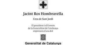 Jacint Ros Hombravella