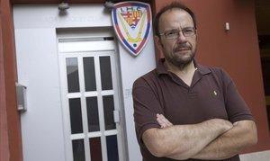 «Això serà catastròfic», intueix el president de l'Igualada Hoquei Club