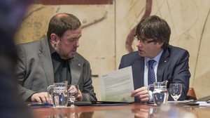 """Junqueras advoca per reformular BCN World per no ser """"realista"""""""