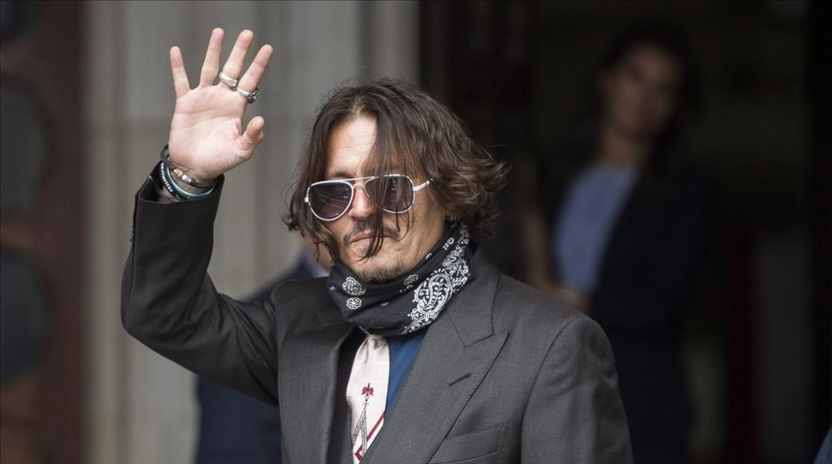 Johnny Depp se despide de 'Animales fantásticos'