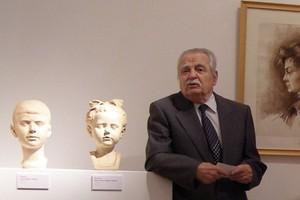 Jordi Puiggalí, escultor de Mataró.
