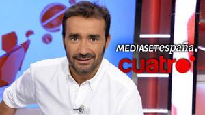Juanma Castaño deja de presentar Deportes Cuatro y abandona Mediaset