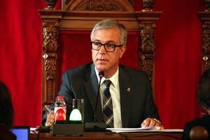 L'alcalde de Tarragona, Josep Fèlix Ballesteros, en una imatge d'arxiu.