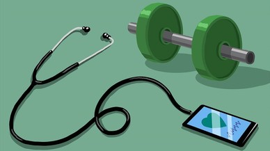 Salud en modo digital