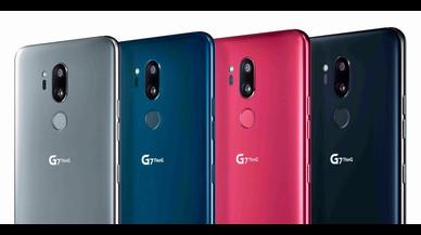 El G7ThinQ de LG llega al mercado español