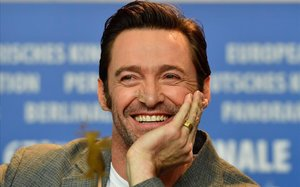 El actor australiano Hught Jackman.