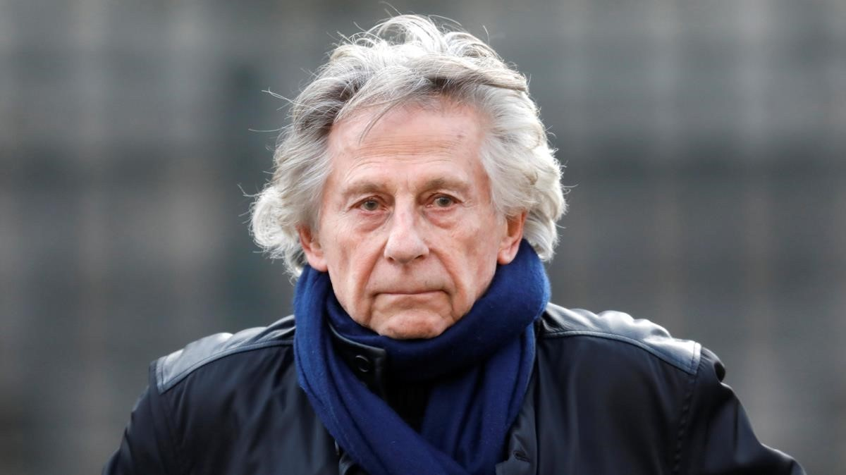Roman Polanski, el pasado 9 de diciembre en París.