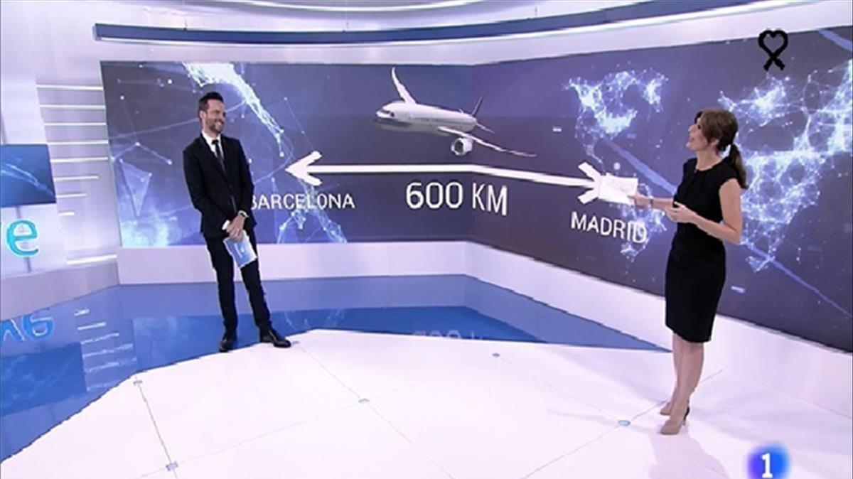 La distància de TVE-Catalunya és infinita