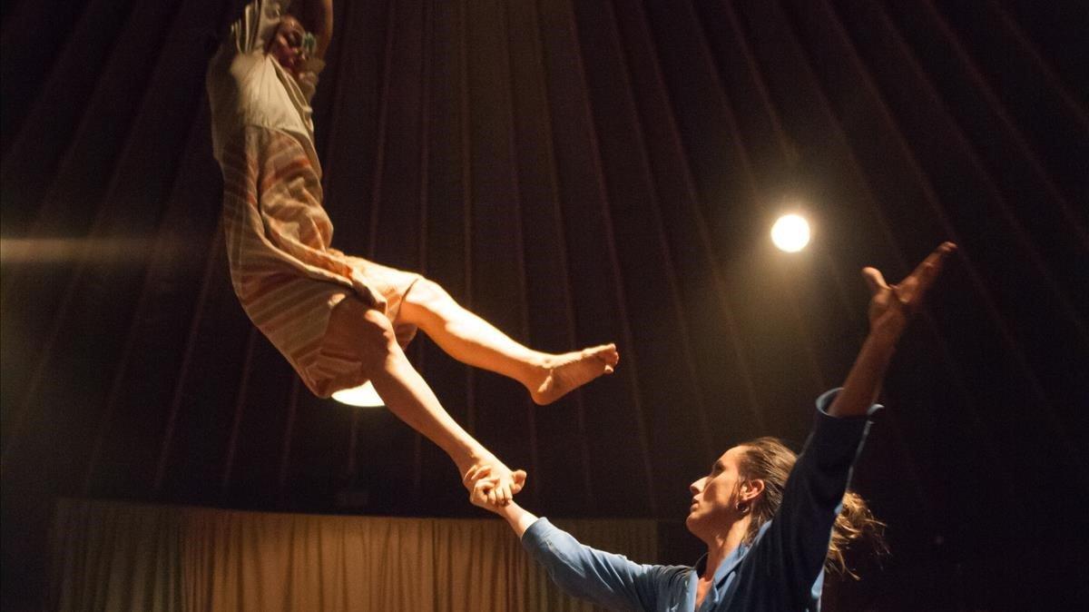 'ÚduL', uno de los espectáculos del ciclo 'Talla única'.