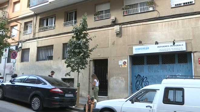 Los Mossos detienen al excompañero de la mujer asesinada en L'Hospitalet.