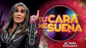Mario Vaquerizo cierra el casting de la octava edición de 'Tu cara me suena' en Antena 3