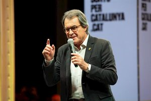 Mas proposa que el Consell per la República piloti el procés sobiranista i la Generalitat governi