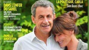 Per què Sarkozy és més alt que Carla Bruni a la portada de 'Paris Match'