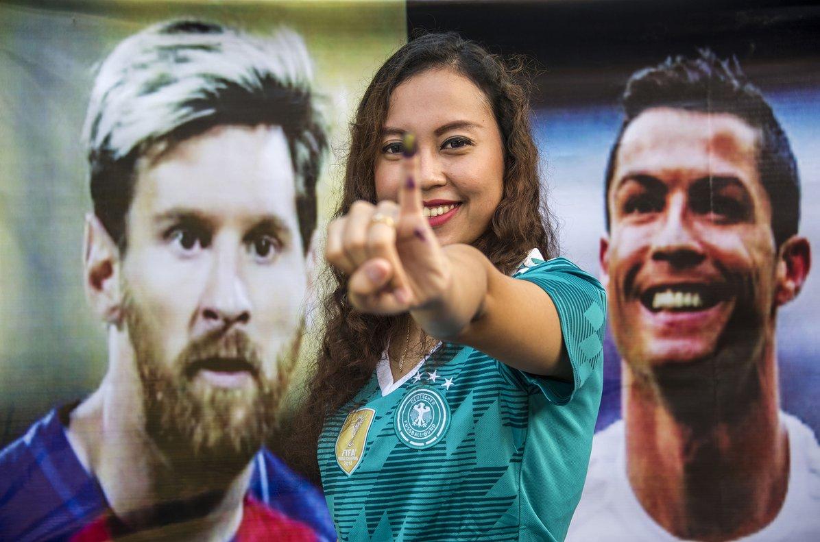 Messi y Cristiano vuelven a ser las estrellas de la Champions.