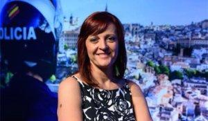 Mónica Gracia, secretària general del SUP: «L'1-O els policies van ser conduïts fins a una emboscada»
