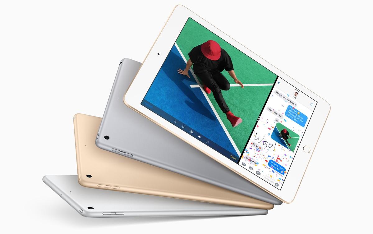 El nuevo iPad.